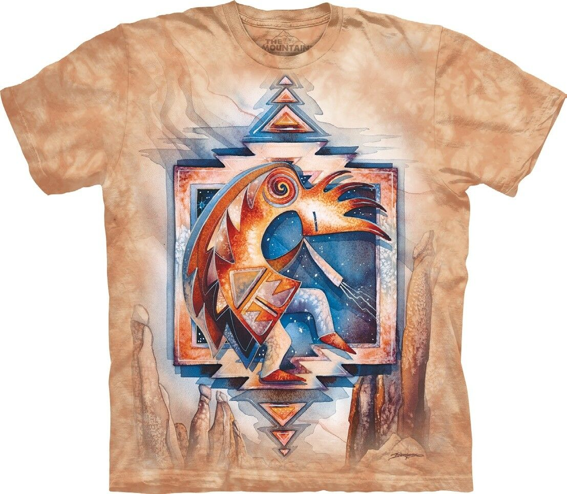 The Mountain Unisex Adult Just Keep Dancing Native T Shirt