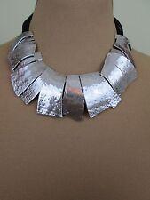 Halskette, Collier, Kette, Metallkette, Damenkette, Modeschmuck, Statement,