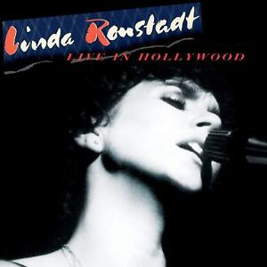 Linda-Ronstadt-Live-In-Hollywood-NEW-CD-ALBUM