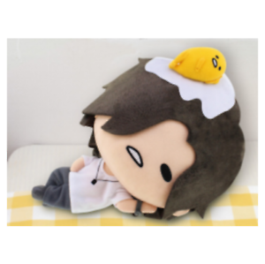 furyu Jin GUDETAMA Big stuffed Soft Plush japan limited goods kawaii KAT-TUN