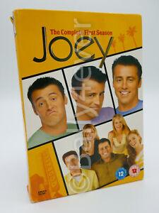 JOEY-The-complete-First-Season-Saison-1-3-DVD-2006-Matt-Leblanc-FRIENDS