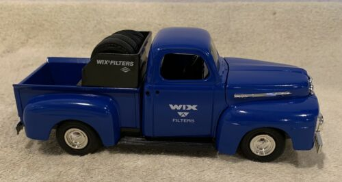 Wix 1951 Ford F-1 Truck Bank ERTL Collectibles