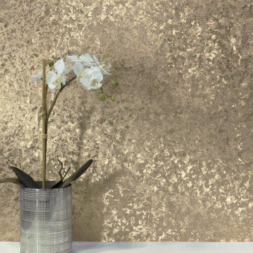 Luxury Foil Crushed Velvet Metallic Vinyl Wallpaper Arthouse