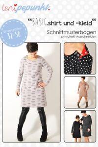 leni-pepunkt-Schnittmuster-BASIC-shirt-und-kleid