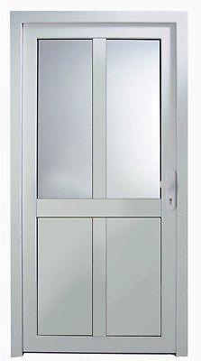 "Aluminium- Haustür ""modell 03"" Maßanfertigung Neu! Viele Farben Und Gläser"