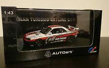 AUTOart 1/43 Nissan Skyline GT-R (R34) Gran Turismo