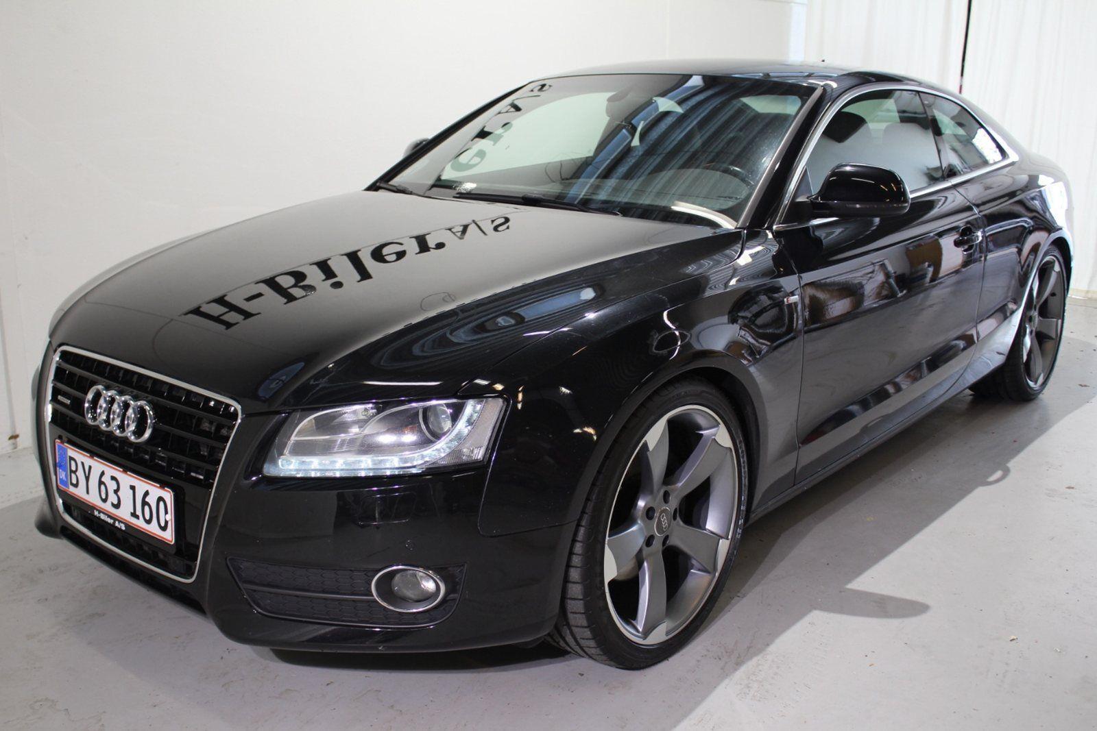 Audi A5 3,0 TDi S-line Coupé quattro S-tr. 2d - 169.800 kr.