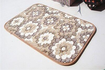 Garden Floor Mat Rug Door Carpet Bath Bedroom Home Indoor Kitchen Shower Mats LH