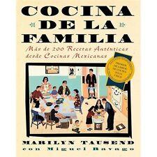 Cocina de la familia: más de 200 recetas auténticas desde cocinas mexicanas, Rav
