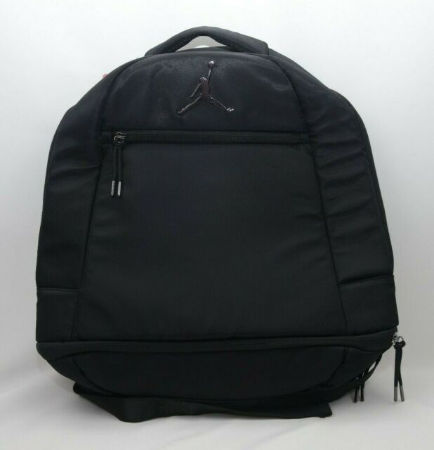 Nike Jordan Skyline Flight Backpack Black 9a1967 023 With Tags for ... 052df3544