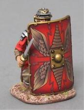 THOMAS GUNN ROMAN EMPIRE ROM008A LEGIONNAIRE KNEELING WITH GLADIUS RED MIB