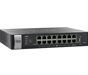 NEW-Cisco-RV325-K9-Small-Business-Dual-Gigabit-16-Port-VPN-Router