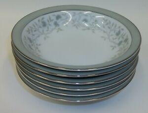 6-Vintage-Noritake-China-Meredith-5918-Berry-Fruit-Bowls-MIJ