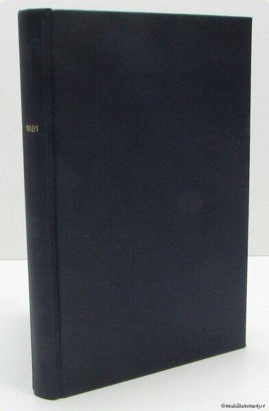 Libro de curso viajes plan 1881-Reproducción autorizada