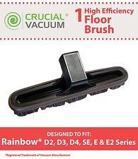Rainbow Vacuum Bare Floor Brush Attachment Rexair D4C D4CSE D4SE D2 D3 D4 SE