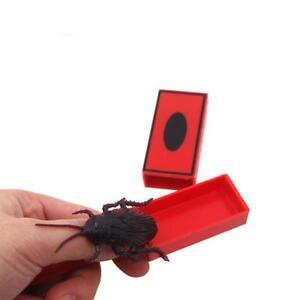Funny-Summon-Cockroach-Props-Prank-Roach-Prop-Practice-Cockroach-Magic-Toys-Q