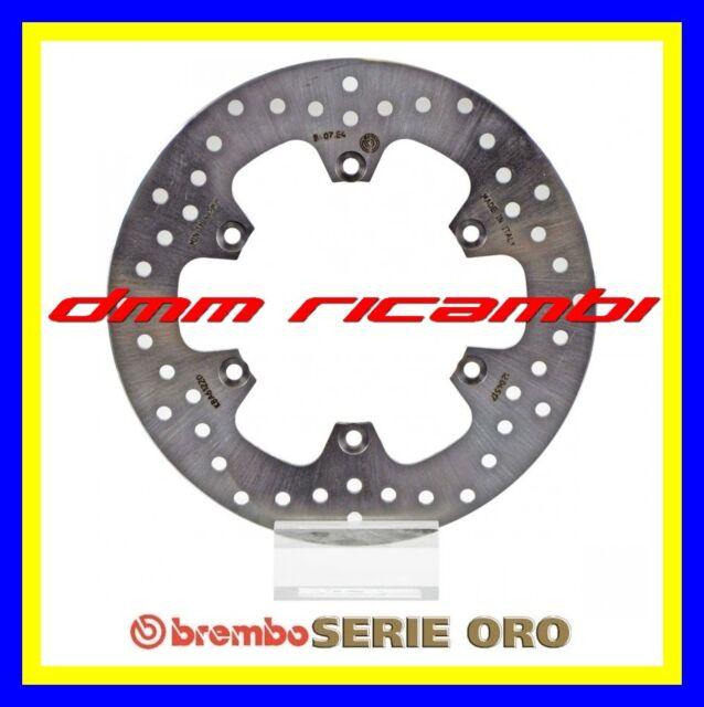 Disco freno posteriore BREMBO serie ORO YAMAHA T-MAX 500 02>03 XP TMAX 2002 2003