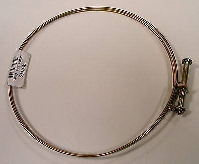 """6/"""" Wire Hose Clamp for Dust Collector Collection"""