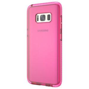 Premium-Cover-Custodia-Protettiva-Cellulare-TPU-Samsung-Galaxy-S8-Plus-Rosa