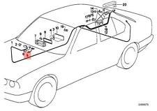 Genuine BMW E12 E21 E23 E24 E28 E30 E32 Radio Adapter lead OEM 65111372723
