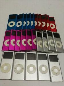 Apple-Ipod-Nano-A1199-4GB-2nd-Generation-x-25-JOBLOT