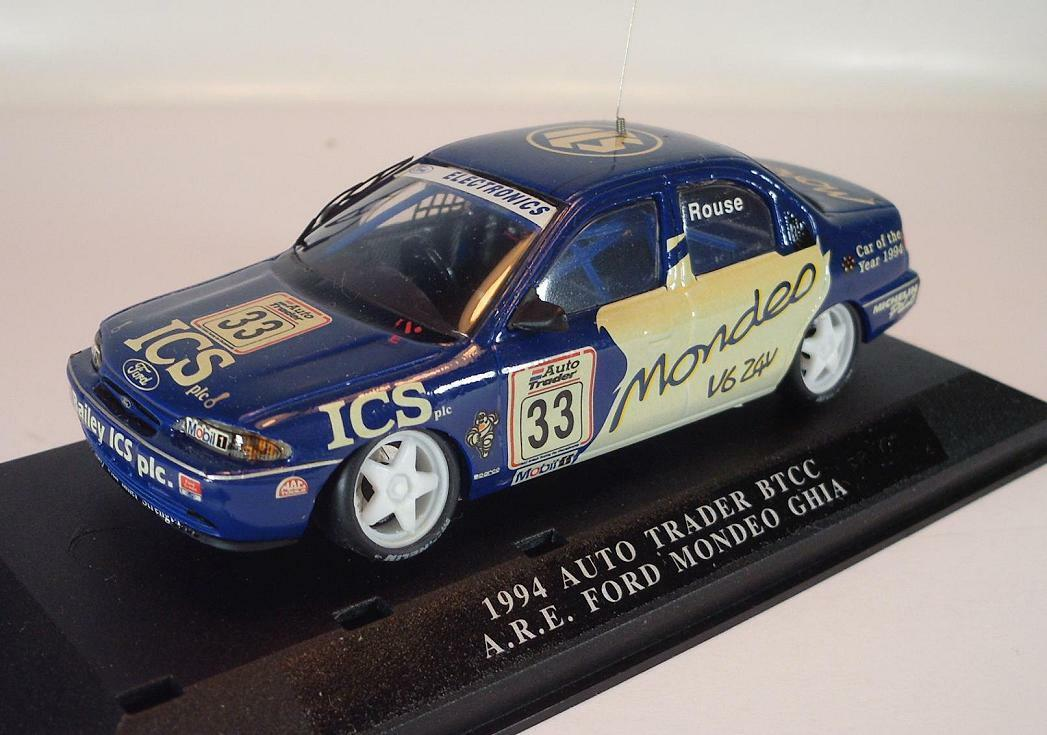 RACING replicas  93018 FORD MONDEO GHIA BTCC 94 ICS ovp 1014