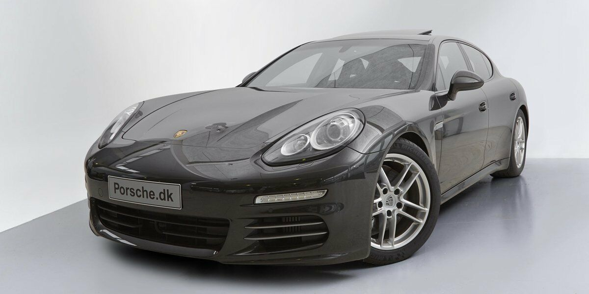 Porsche Panamera 4S 3,0 PDK 5d - 9.200 kr.