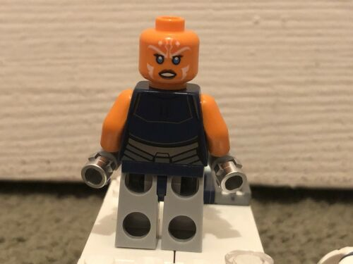LEGO Star Wars Ahsoka Tano Minifigure 75283 AAT W' LIGHTSABERS Fast Shipping!