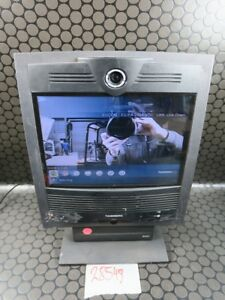 Tandberg-TTC7-12-Video-Konferenzsystem-Kamera-und-Monitor-28549