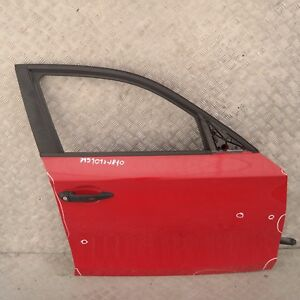 BMW 1 SERIES 10 E87 E87N Door Front Right O/S Japanrot Japan Rot Red - 438