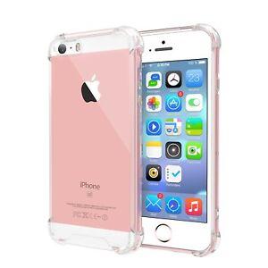 custodia iphone 5 silicone trasparente