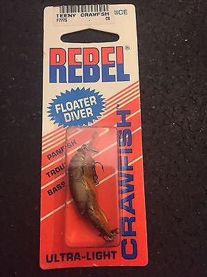 Rebel Crawfish F7660