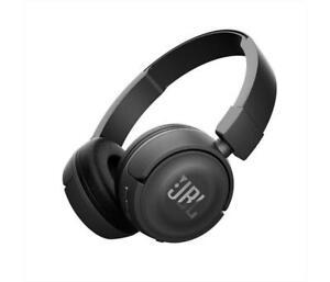 Cuffie Bluetooth JBL - T460BT nero Con Archetto