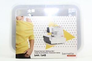 Bernette Nähfuss-Set für B37//B38 10-teilig