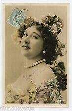 La belle OTERO . Portrait