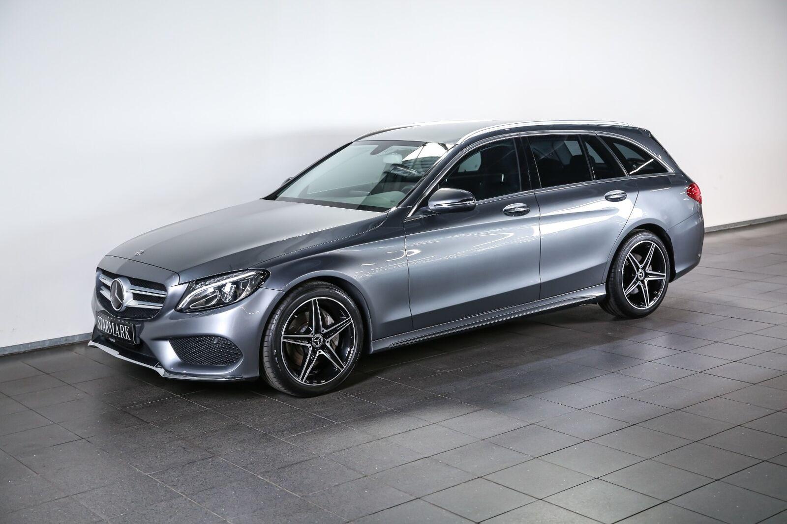 Mercedes-Benz C200 2,0 AMG Line stc. aut.
