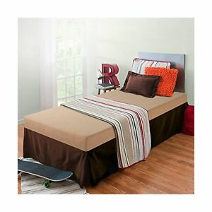 Zinus Memory Foam 5 Inch Bunk Bed Trundle Bed Day Bed
