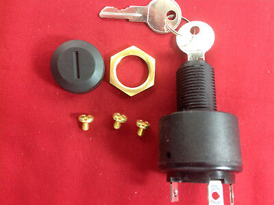 Sierra 3 Position Ignition  Switch-Searay MP41030