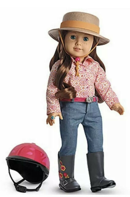 American Girl Saige Parade Outfit New In Box Retired