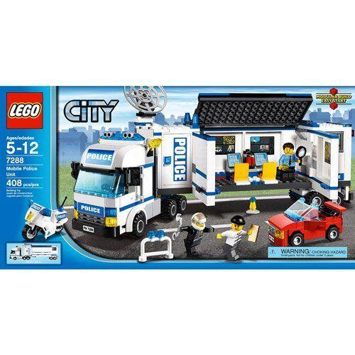 Legos City mobile unité de police  7288 nouveau  IN BOX  pas cher et de la mode