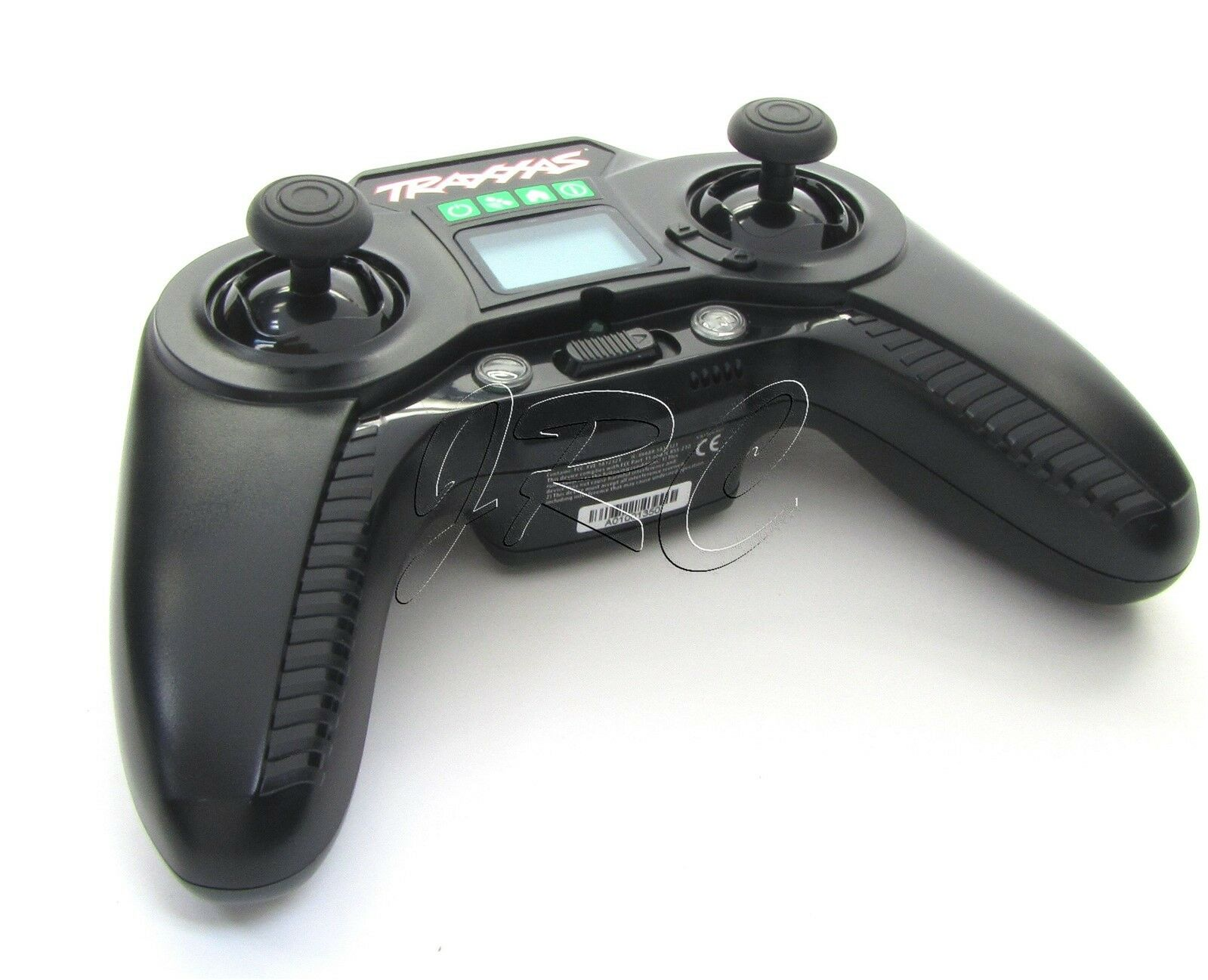 Aton Cuatrimoto Giratorio Helicóptero - Transmisor (Radio 2.4ghz) Traxxas Dron