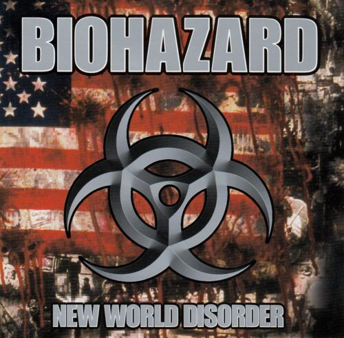 1 von 1 - BIOHAZARD : NEW WORLD DISORDER / CD - TOP-ZUSTAND