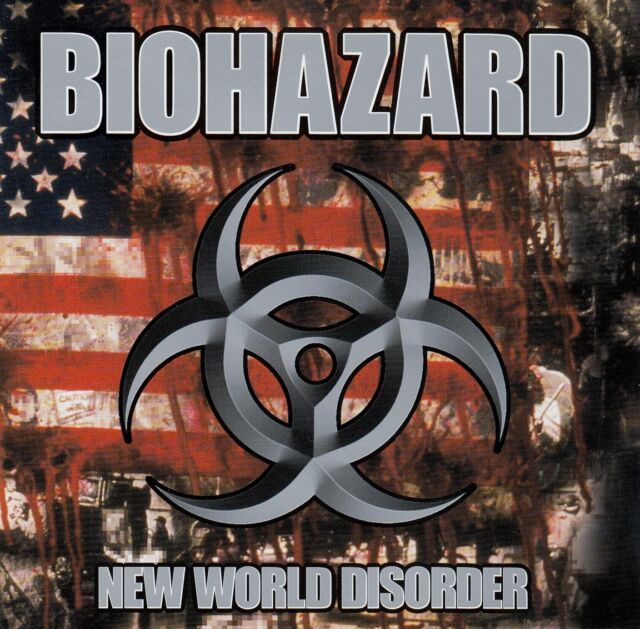 BIOHAZARD : NEW WORLD DISORDER / CD - TOP-ZUSTAND