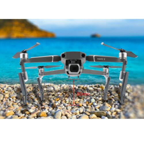 8cm Drohnenfahrwerk Höhenverlängerer für DJI Mavic 2 PRO ZOOM Zubehör