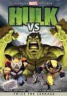 Hulk Vs. (special Edition) 0031398104285 With Matthew Wolf DVD Region 1