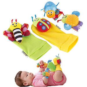 tomy baby spielzeug lamaze handgelenkrassel und f efinder. Black Bedroom Furniture Sets. Home Design Ideas