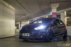 ford-fiesta-mk7-ST-full-upgrade-light-kit-LED-HID-kit-for-modified-cars