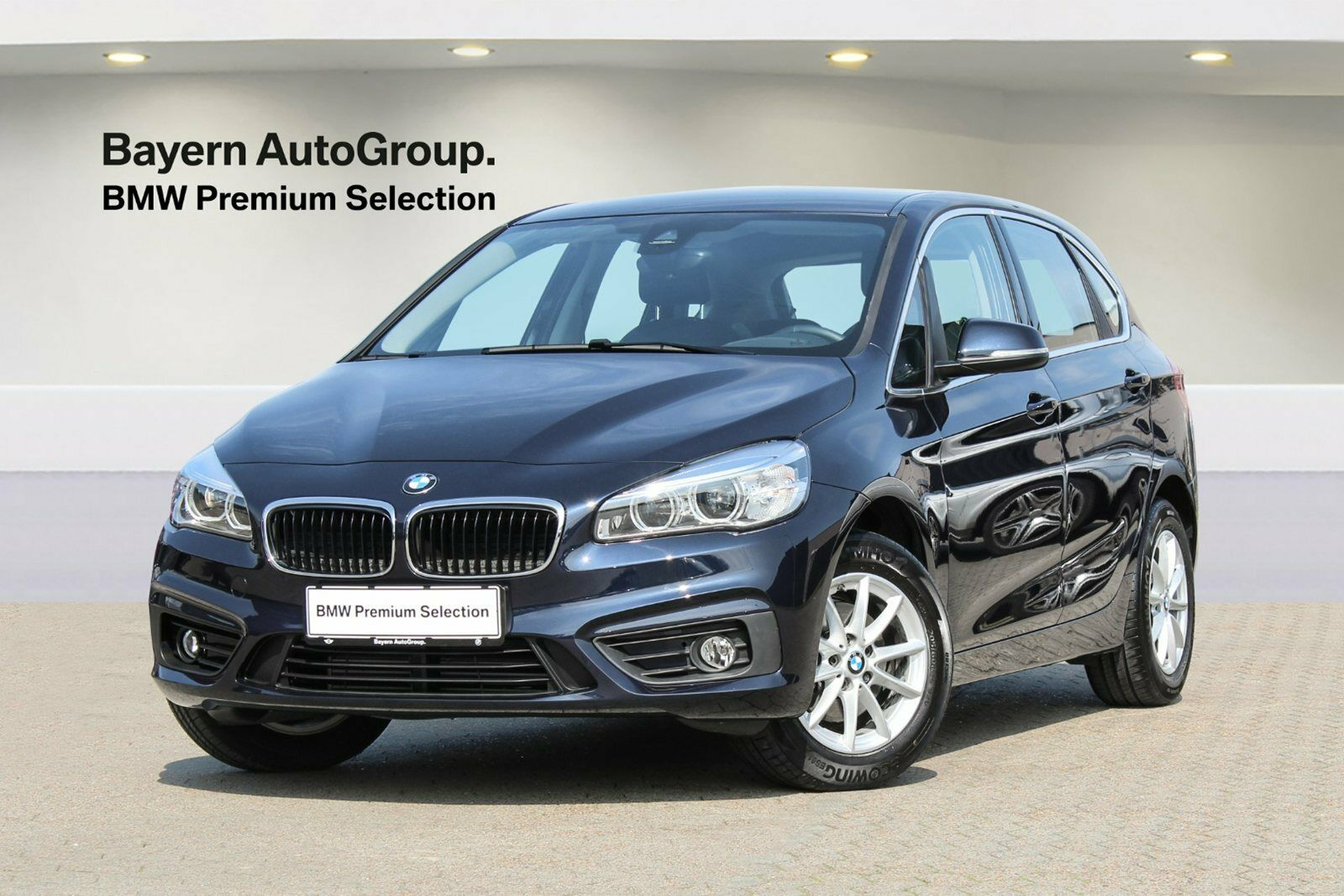 BMW 218i 1,5 Active Tourer Advantage 5d