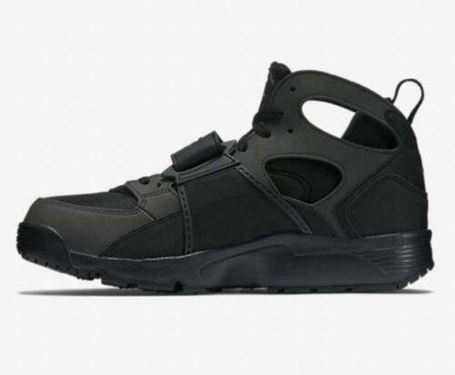 Nike Air Trainer Huarache Gr 43 44 black anthracite 679083 090 NEU