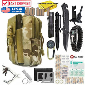 40-in-1-Emergency-Survival-Kit-Outdoor-Camping-Military-Tactical-Gear-Backpack